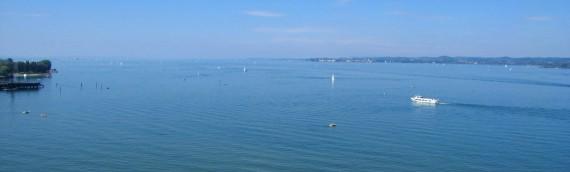 Ein Wochenende am Bodensee