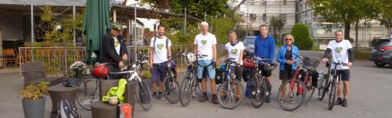 Tour For Life um den Bodensee – Ein Rückblick