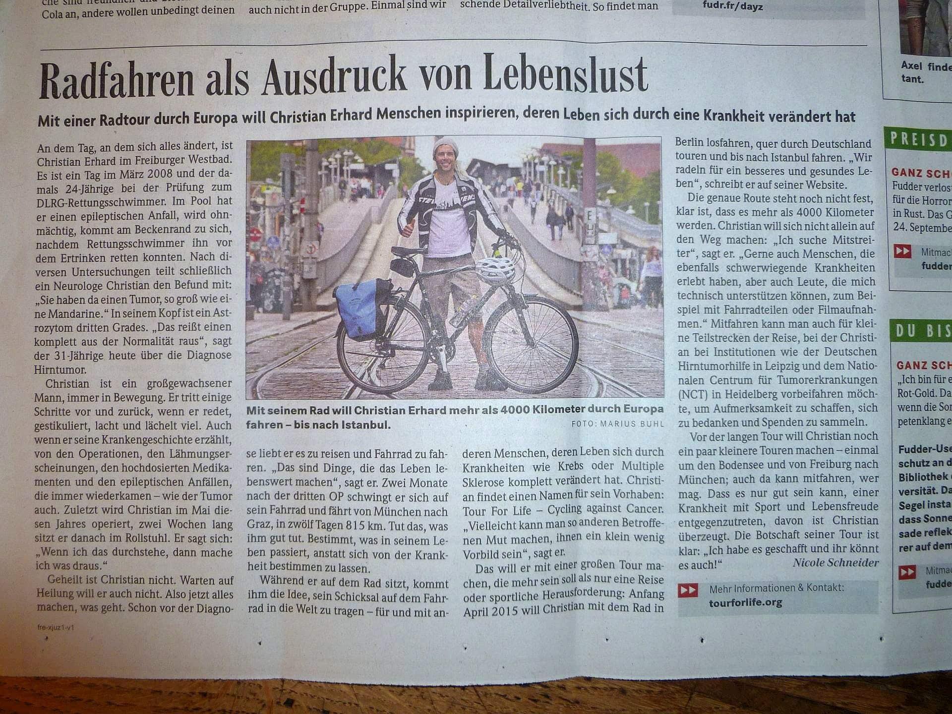 Badische Zeitung Mietangebote