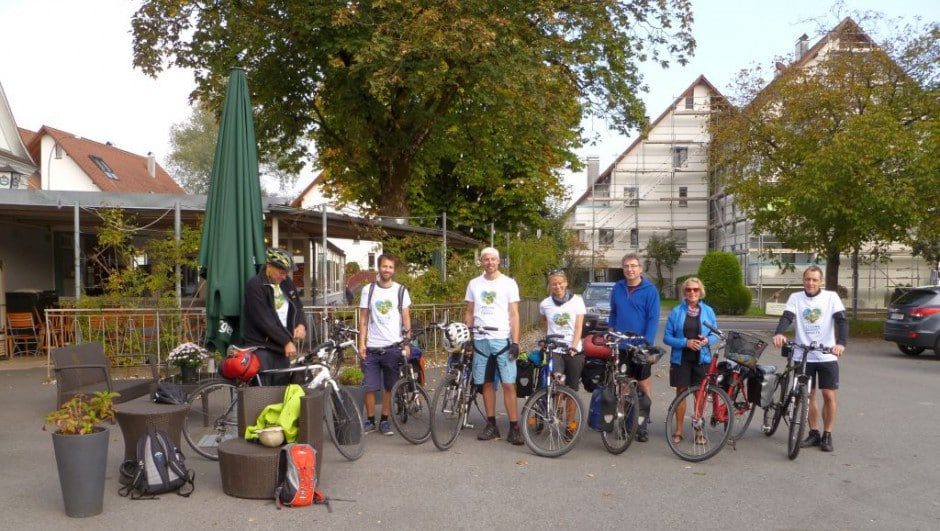 Bodenseetour 2014