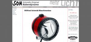 Schmidts Original Nabendynamo