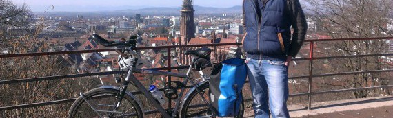 eastereggs, bicycle parts – SON, tubus, Schwalbe, B&M