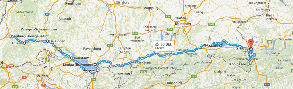 Tour For Life 2015 Salzburg