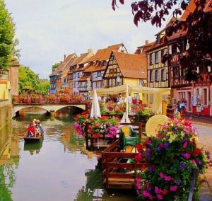 Colmar Alsacia by Francisco Antunes via flickr.com