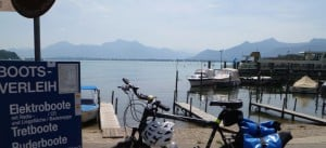 Tour for Life at Chiemsee