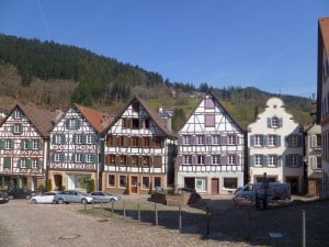 In Schiltach